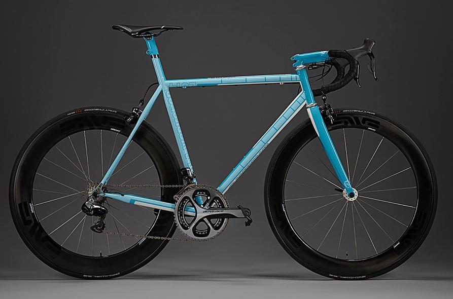speedvagen road bike by vanilla bicycles