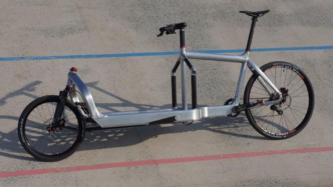 lightest cargo bike