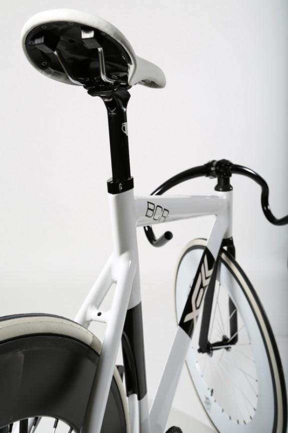 XECC track bike