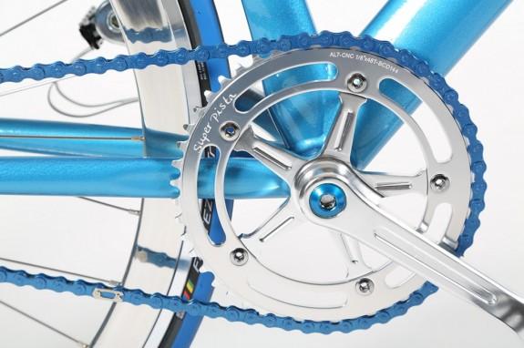 XECC fixie 'blue hammer'