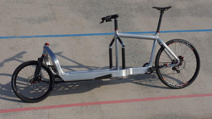 lightest cargo bike