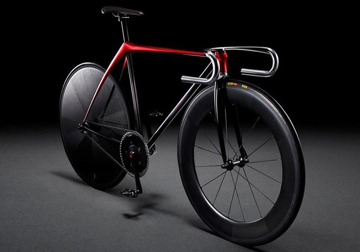 mazda track bicycle